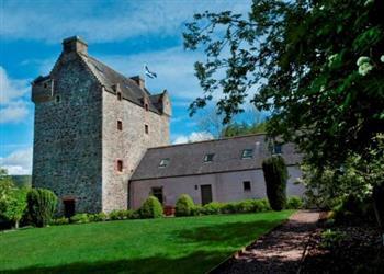 Scott Tower in Selkirkshire