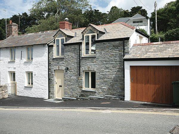 Sea Cottage in Cornwall