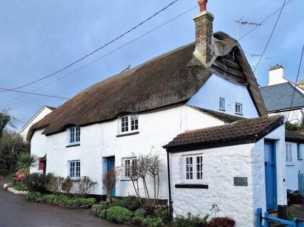 Sea Glass Cottage in Devon