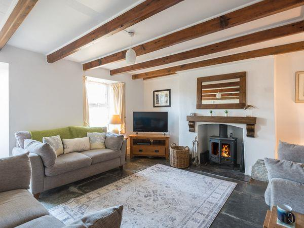 Sea Holly Cottage in Cornwall