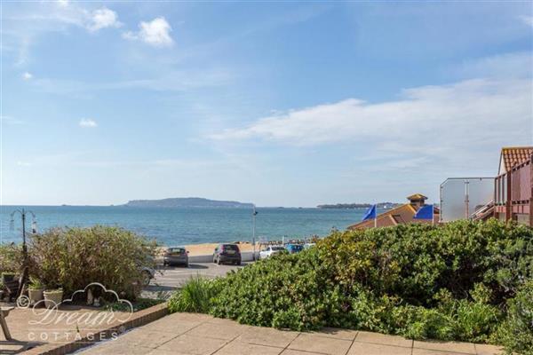 Sea Spray in Dorset