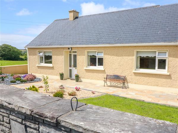Sea View Hideaway in Clare