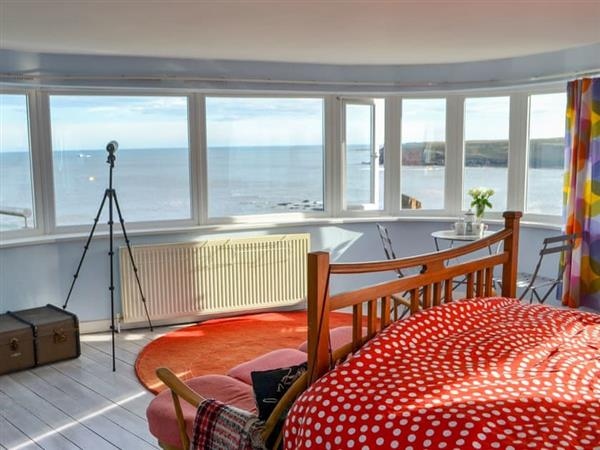 Sea View House in Northumberland