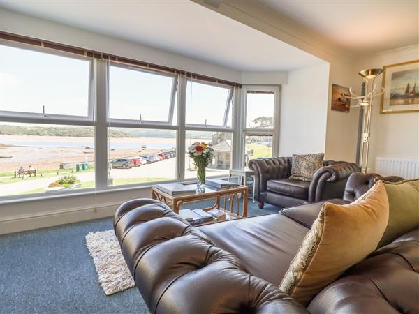 Sea View apartment in Gwynedd