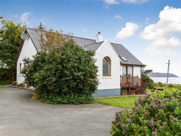 Seabird Cottage in Isle Of Skye