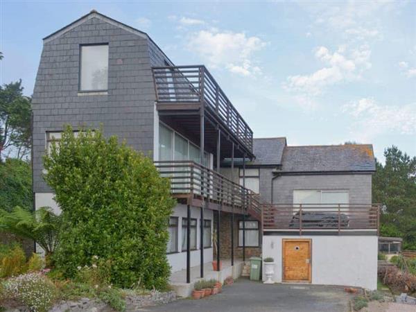 Seacliff Cottage in Devon