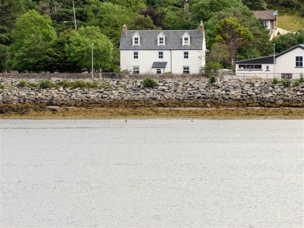 Seafield House in Sutherland