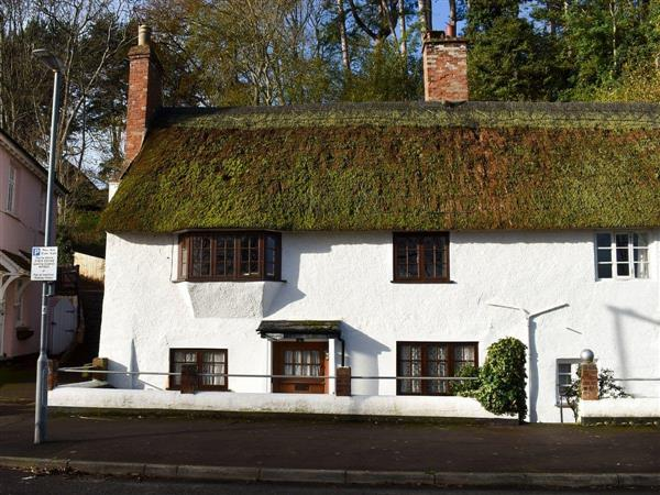 Seagate Cottage in Minehead, Somerset