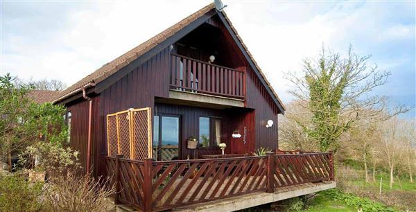 Seagreen Lodge in Cornwall