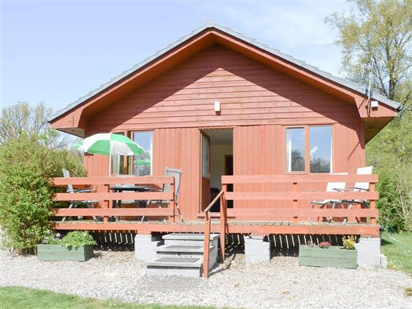 Seangan Lodges - Oak Lodge in Inverness-Shire