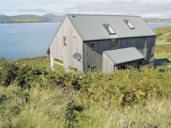 Seascape in Isle Of Skye