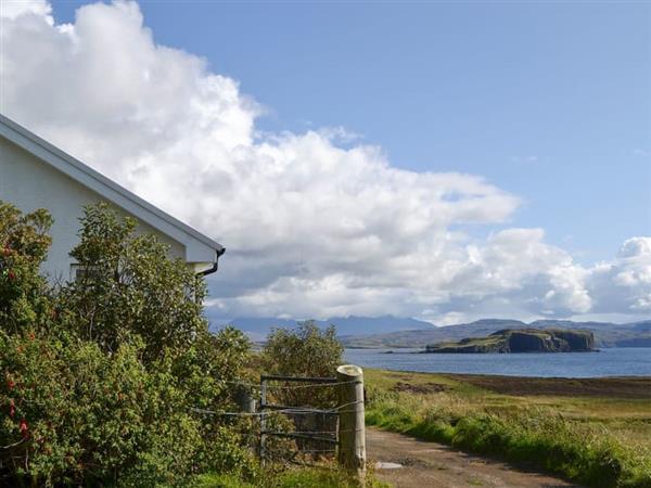 Seascape House in Isle Of Skye