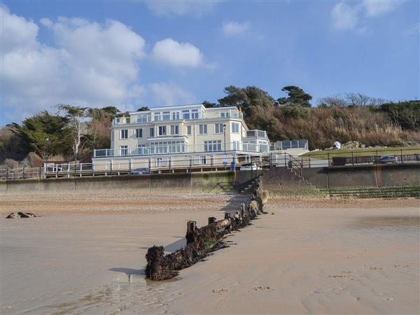 Seaside Apartment 1 in Isle of Wight