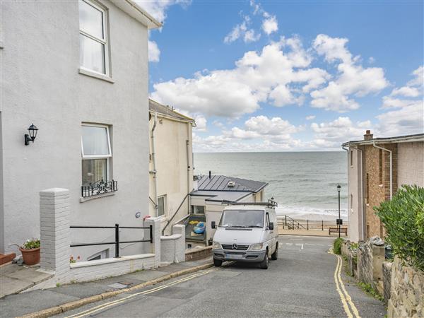Seaside in Isle of Wight