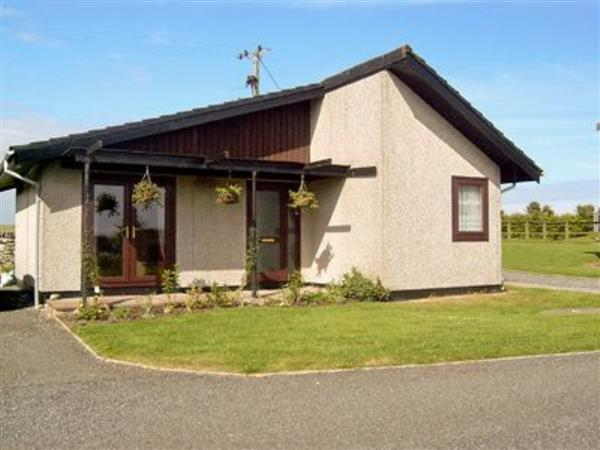 Seaside Retreat in Wigtownshire