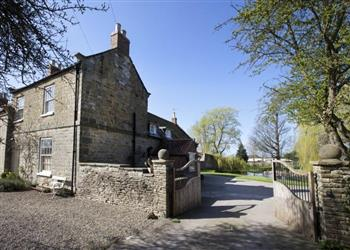 Seaves Cottage Brandsby in North Yorkshire