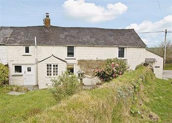 Seaview Cottage in Cornwall