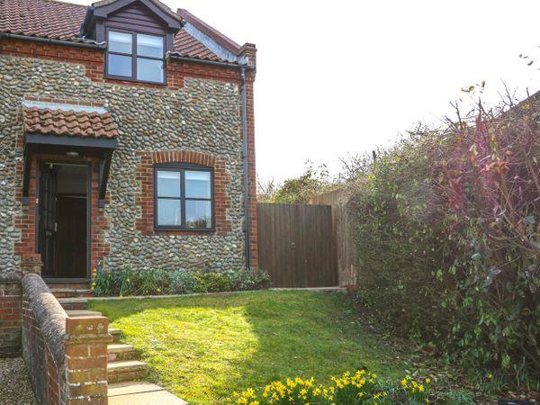 Seaview Cottage in Norfolk