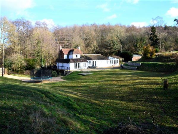 Sellars Brook in East Sussex