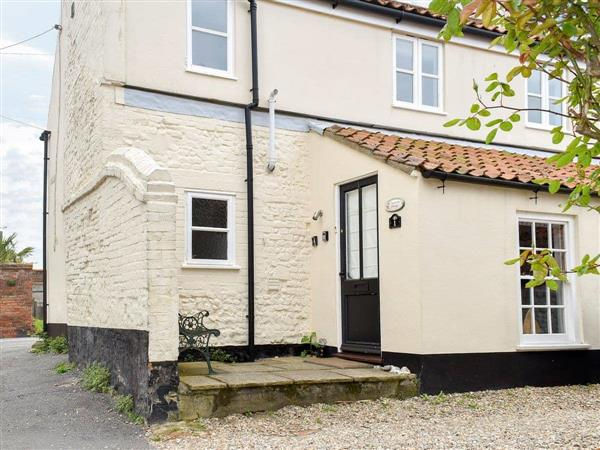 September Cottage in Wells-next-the-Sea, Norfolk