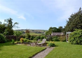 Shaw Top Cottage in West Yorkshire