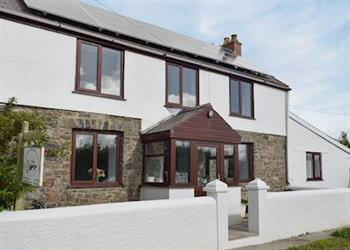 Sheepwalks Cottage in St Florence near Tenby