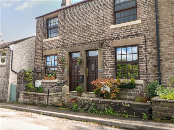 Shenton Cottage in Derbyshire