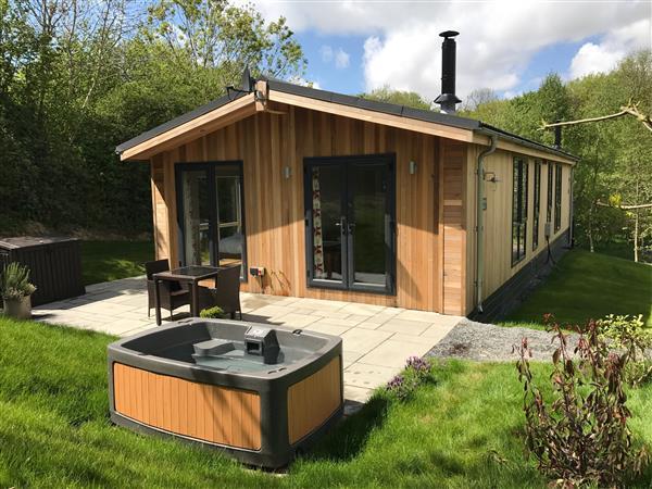 Shepherd Lodge in Cumbria