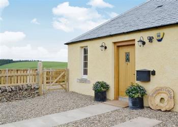 Shepherd's Cottage in Selkirkshire