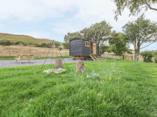 Shepherds Hut in Clwyd