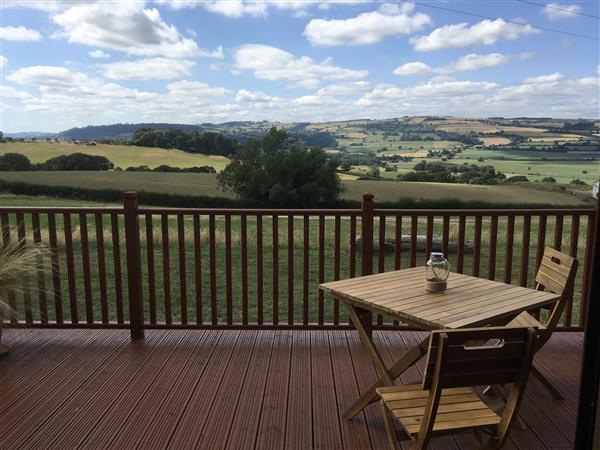 Shepherd's View in Shropshire