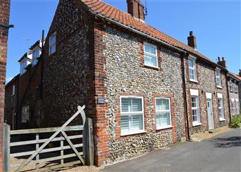 Sherbet Cottage from Norfolk Hideaways
