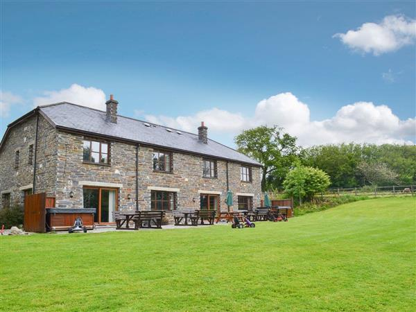 Sherrill Farm Holiday Cottages - Chestnut House in Devon