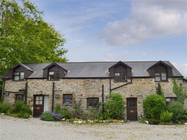 Sherrill Farm Holiday Cottages - Oregano in Devon