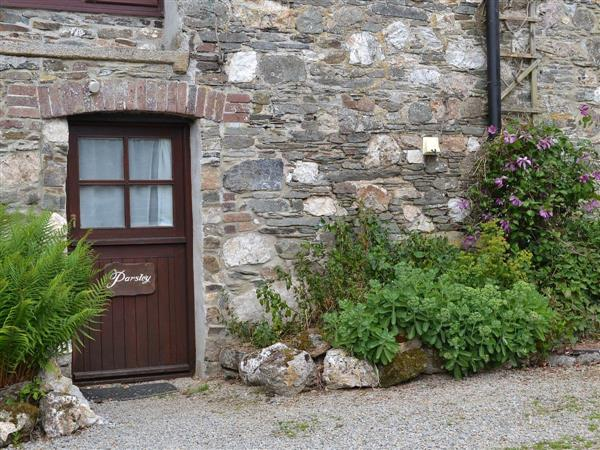 Sherrill Farm Holiday Cottages - Parsley in Devon