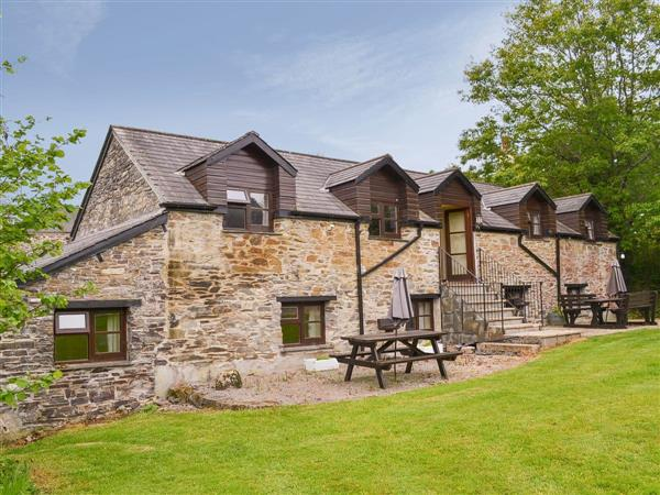 Sherrill Farm Holiday Cottages - Thyme in Devon