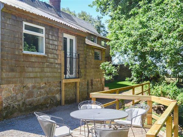 Shilstone Lodge in Devon