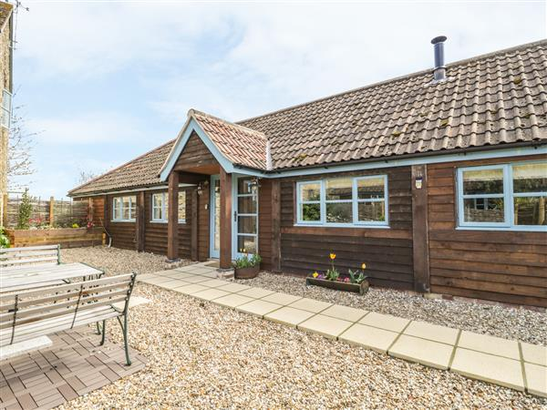 Shippon Barn from Sykes Holiday Cottages