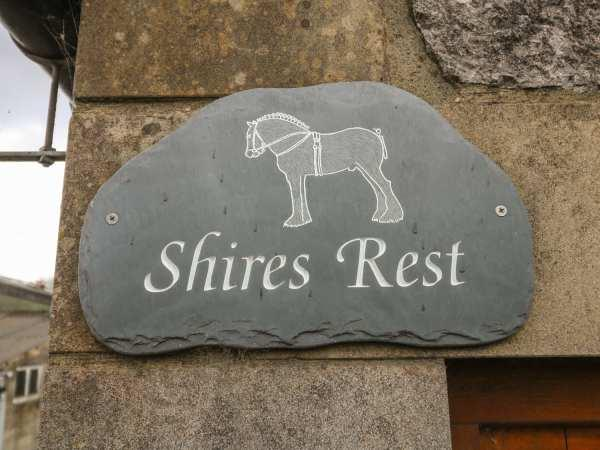 Shires Rest in Derbyshire