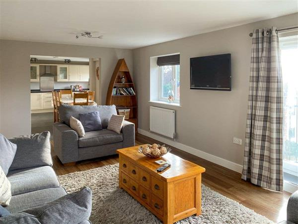 Shoreline Penthouse in Alnmouth, Northumberland
