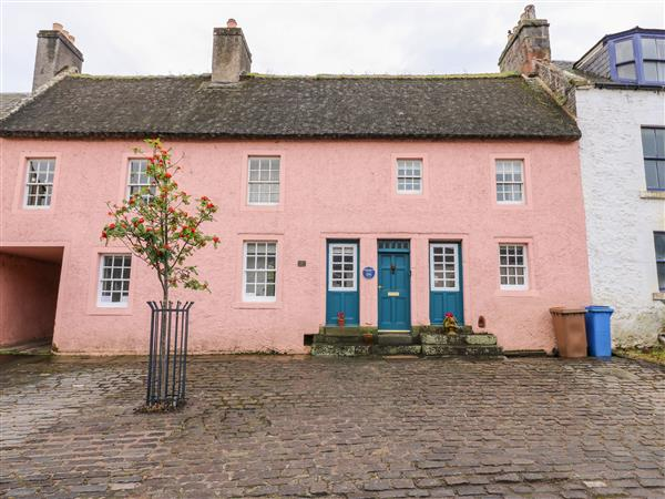 Shortbread Cottage in Fife