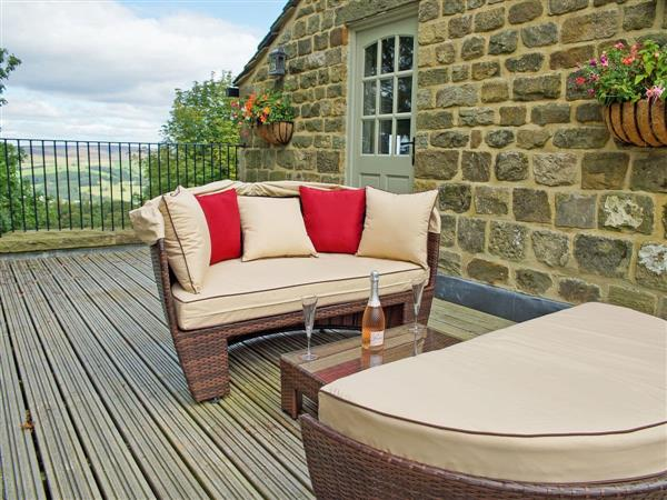 Silver Well Cottage in Ilkley, West Yorkshire