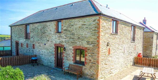 Skiber Cottage in Cornwall