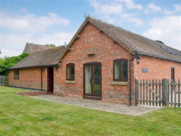 Skimblescott Barn in Shropshire