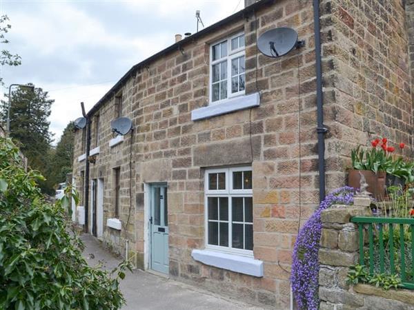 Sky Blue Cottage in Matlock, Derbyshire