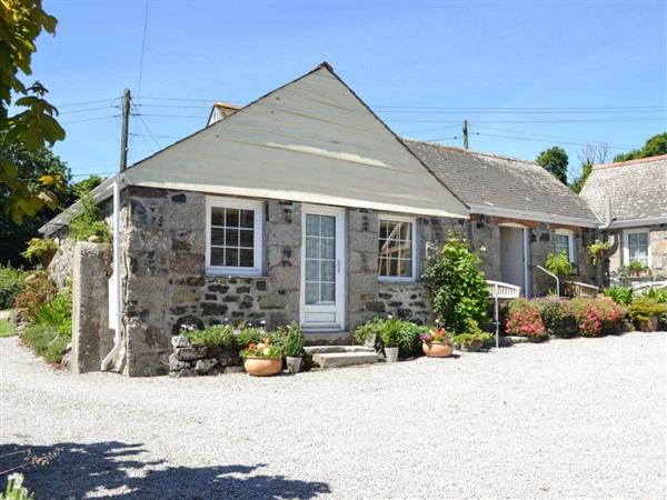 Skyber Cottage in Cornwall