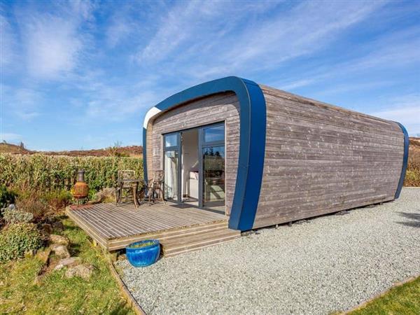 Skye Eco Pod in Isle Of Skye