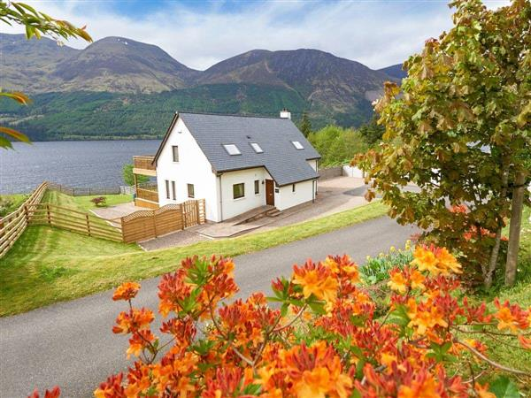 Skye Fall, Inverness-Shire