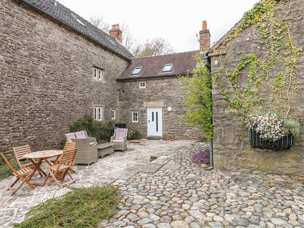 Slade Cottage in Staffordshire