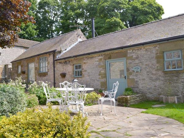 Slipper Lo (Riber) - Haddon Grove Farm Cottages in Derbyshire